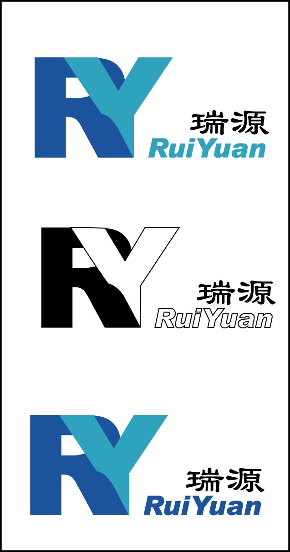 瑞源精密logo设计