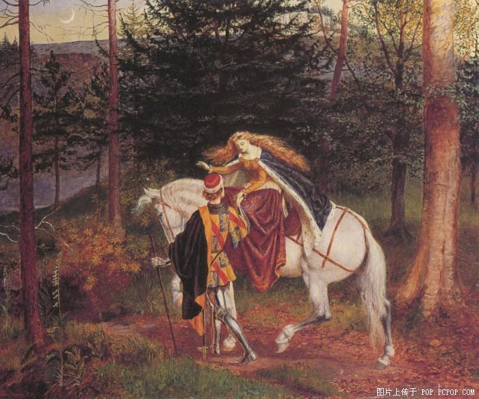 中世纪骑士图片