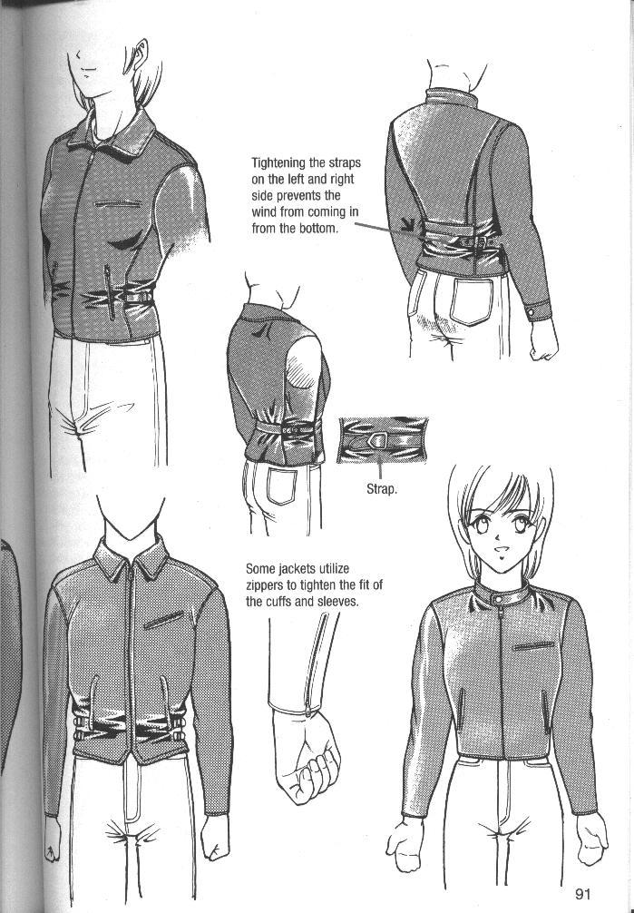校服设计手绘图片大全