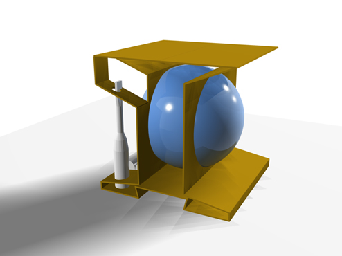 包装盒内部支撑结构设计(4天)