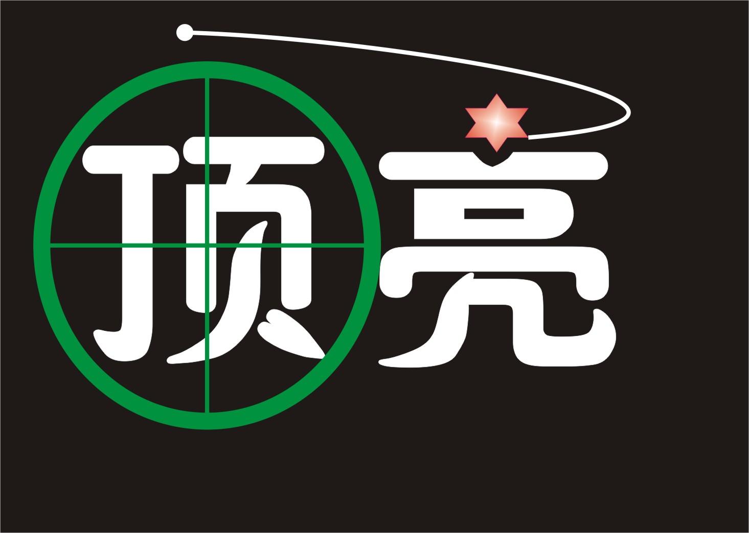 北京顶亮科技公司logo设计