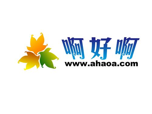 """以三片旋转的法国梧桐叶(南京满城的梧桐树)构成logo,寓意网站""""生活"""