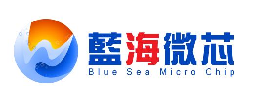 北京蓝海微芯科技logo设计
