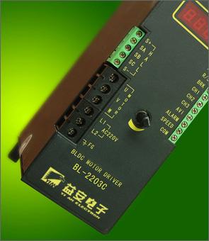 益安微调控制器接线图
