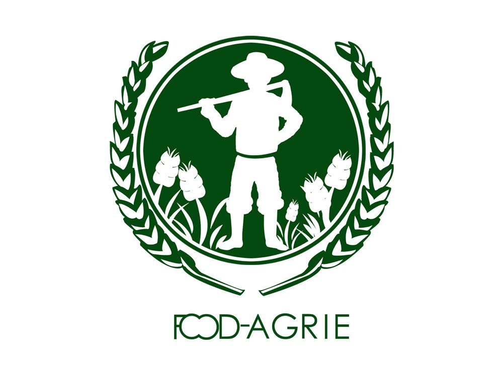 粮农植物营养中心logo/广告设计