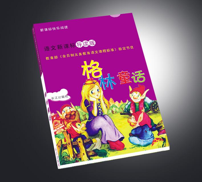 中学语文新课标丛书 封面设计