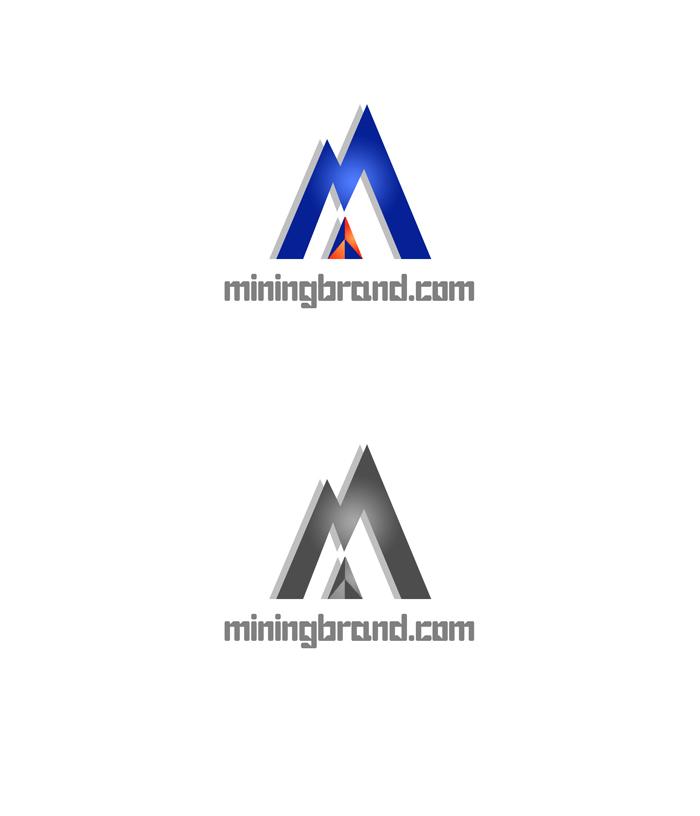 """""""矿业品牌网""""logo设计(延期)"""